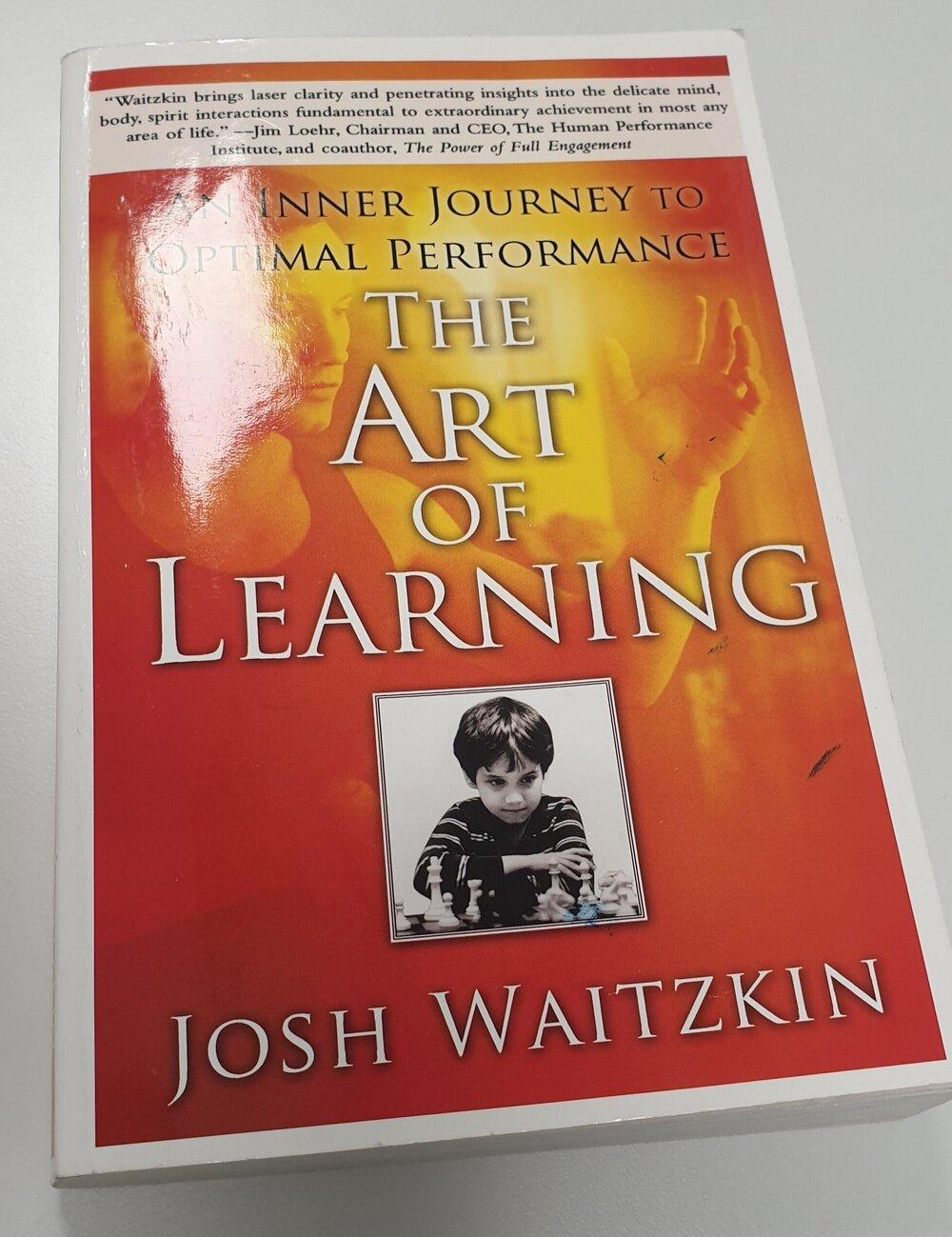 Becoming an expert in learning, according to Josh Waitzkin — Ivan Ivankovic