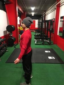 hockey posture injury prevention