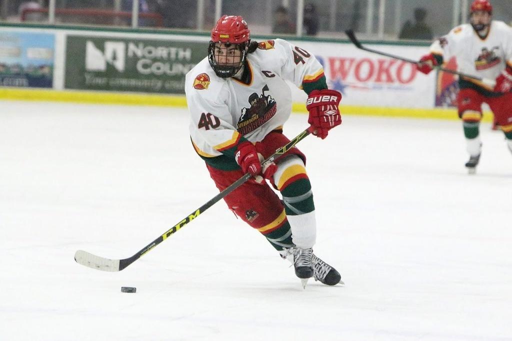 David Rosales Hockey